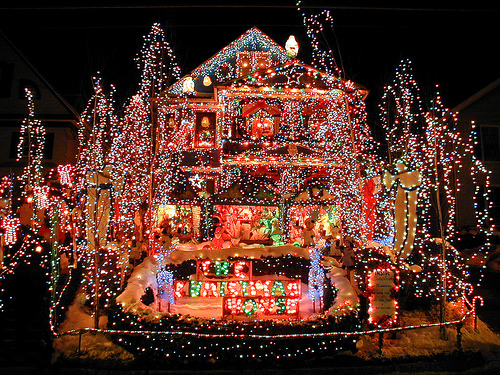 Kkk the sanity of a mad woman - Outdoor christmas light ideas ...