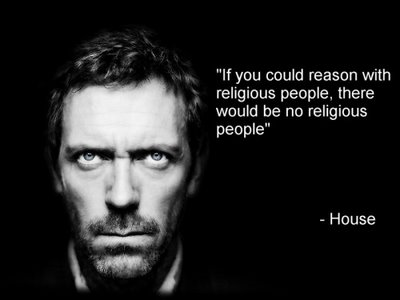 if we could reason with religious