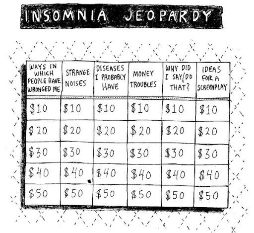 InsomniaJeopardy