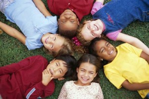 school-kids-circle